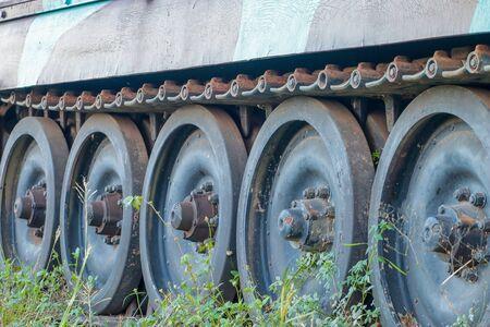 allied: Military Old TankTracks.