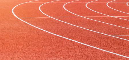 Rode renbaan sport textuur Stockfoto - 91452205