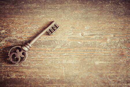 Old church key