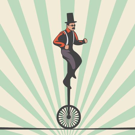 Vector Circus illustration