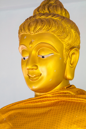 Buddha, the Prophet of the religion of Asia  Stock Photo