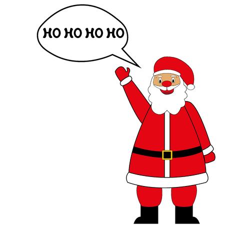 Santa Claus ho,ho,ho,ho
