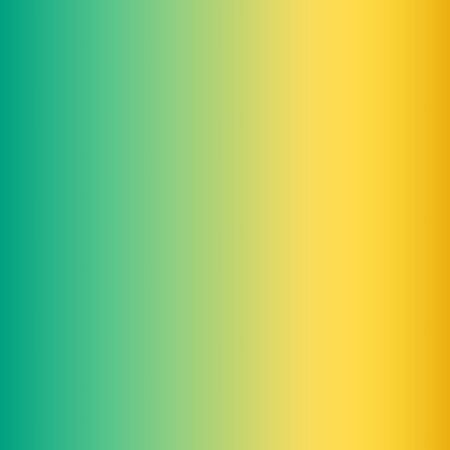 Gradient abstract background for design. Vector illustration a solid green-yellow background Çizim