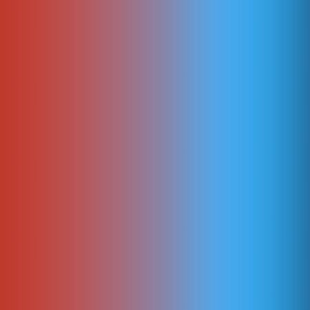 Gradient abstract background for design. Vector illustration a solid red-blue background Standard-Bild - 149543235