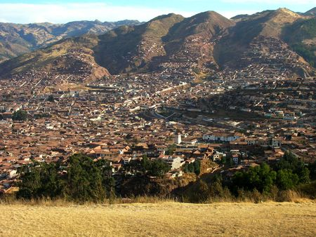 cuzco: Cuzco valley, Peru