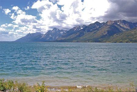 magnificence: Grand Teton Jenny Lake