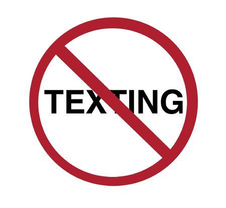 interdiction telephone: signe - pas acheter.  Banque d'images