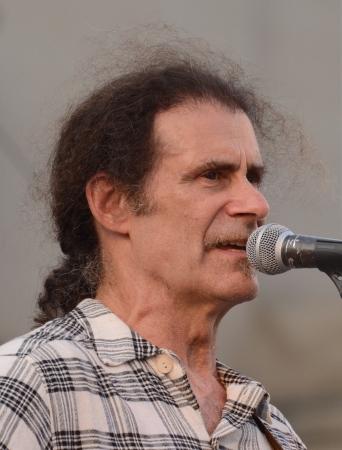 siegel: ANN ARBOR, MI – JULY 3: Guitarist Dick Siegel performs at the Ann Arbor Summer Festival July 3, 2012 in Ann Arbor, MI.  Siegel is a member of the Detroit Hall of Fame. Editorial
