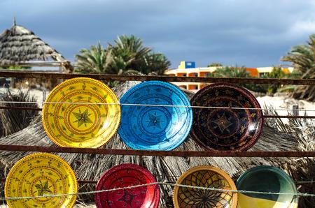 traditional tunis ceramics, Djerba, 07 Nov 2014