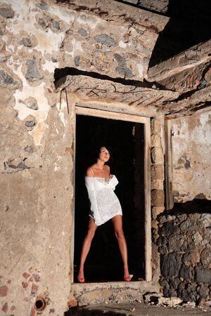 Girl in night sexy 10 Sexy