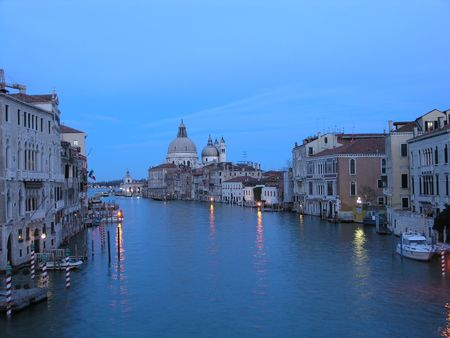 Blue Venice Stock Photo - 331330