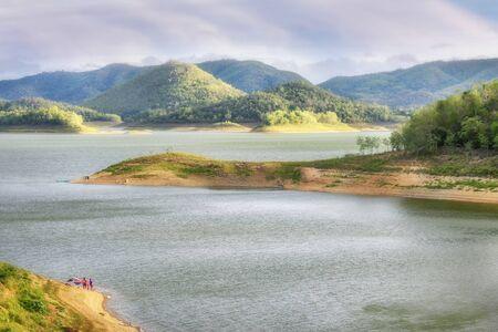 wildwood: Mountain landscape view at Kaeng Krachan National Park in Thailand