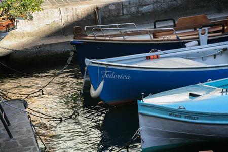 stillness: The stillness of the harbor in Lake Garda (Italy) Editorial