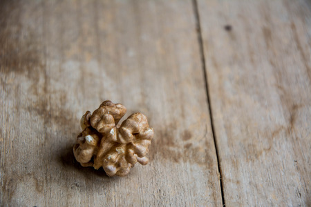 Walnuts on the table ready to eat!