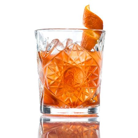 Alcohol cocktail Godfather Reklamní fotografie