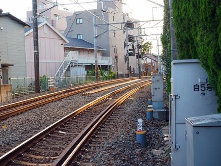scenary of railway