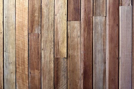 Antique wood wall outside the house Stock Photo - 16310174