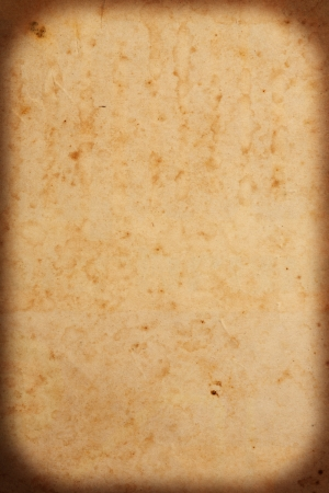 Antique and weathered paper texture Stock Photo - 17304632