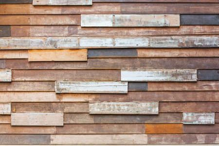 Grunge old wood wall texture background photo