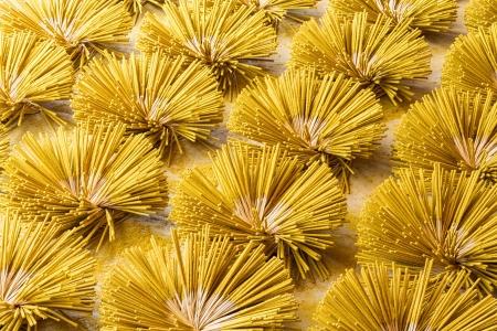 Thai incense preparation in Bangkok photo