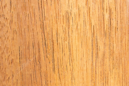 Close up brown color teak wood texture background photo