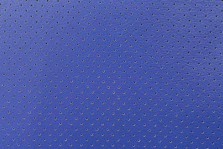 imitation leather: Primo piano blu imitazione trama in pelle in PVC Archivio Fotografico