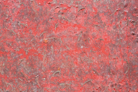 Close up Grunge red color painted texture background Stock Photo - 20730510