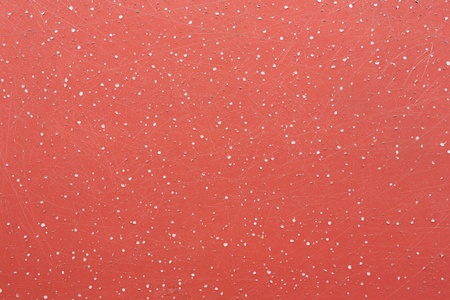 Close up scratched red painted texture background Stock Photo - 20730495