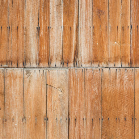 Close up old and weathered wooden wall texture photo