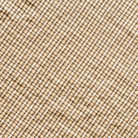 Close up wrinkled old and dirty checkerboard pattern cloth texture photo