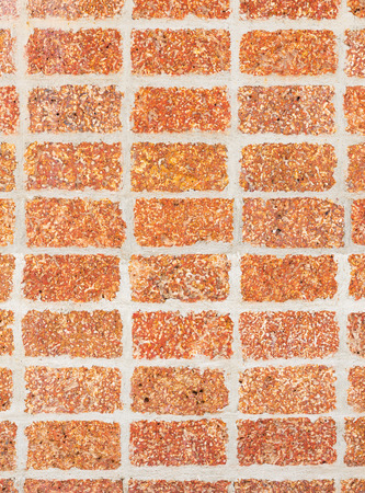 ���wall tiles���: Close up old and weathered laterite wall tiles texture