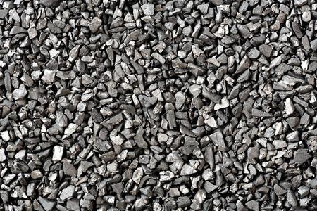 수질 정화 시스템 용 활성탄 여과 매체 스톡 콘텐츠