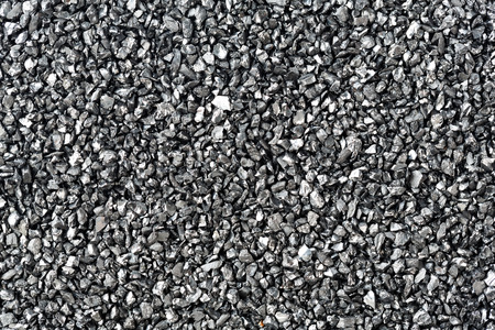 filtration: Crushed anthracite filtration media for water purification system