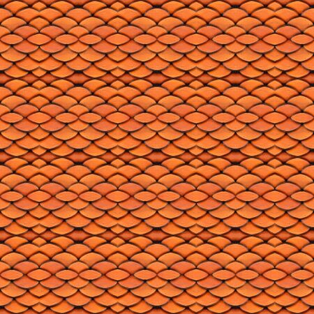 Acstract Thai temple roof tiles pattern background, abstract, wallpaper photo