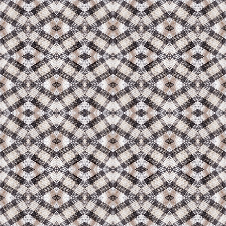 checkerboard: Checkerboard pattern cloth texture pattern background, abstract, wallpaper Stock Photo