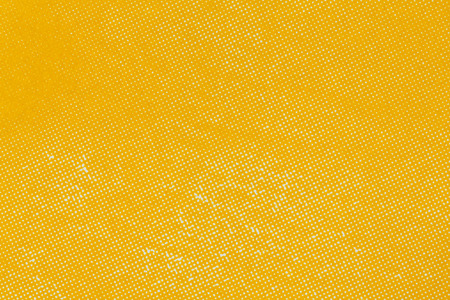 Close up yellow color off set printing paper texture Stock Photo