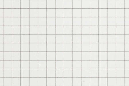 grid paper: Close up white color paper texture with line or grid