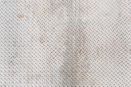 rough diamond: Close up old and dirty diamond plate texture, steel or metal background