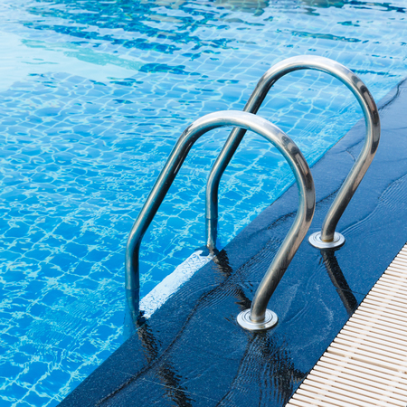 hand rails: Stainless steel swimming pool hand rails