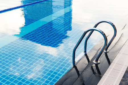 hand rails: Stainless steel swimming pool hand rails