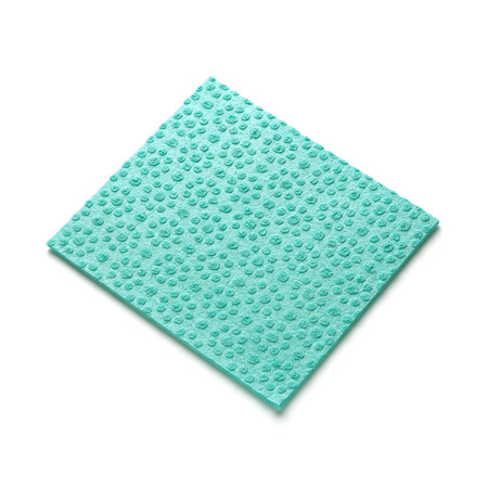 microfiber: Close up new and clean sponge cloth