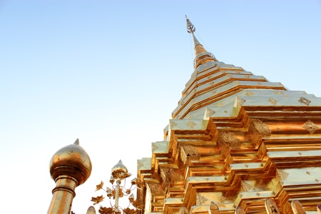 Wat Phra That Doi Suthep Stock Photo - 12753855