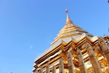 Wat Phra That Doi Suthep photo