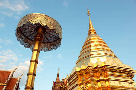 Wat Phra That Doi Suthep photo