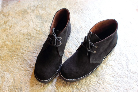 men s boot: Suede Shoes
