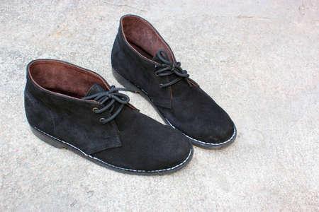 men s boot: Suede Shoes