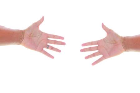 hand Stock Photo - 13689771