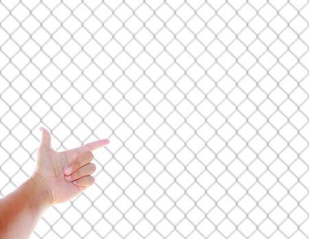 imprisoned: restraint of liberty