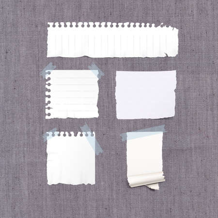 note papers photo