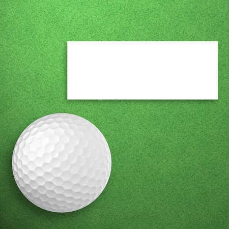 dimple: Golf ball